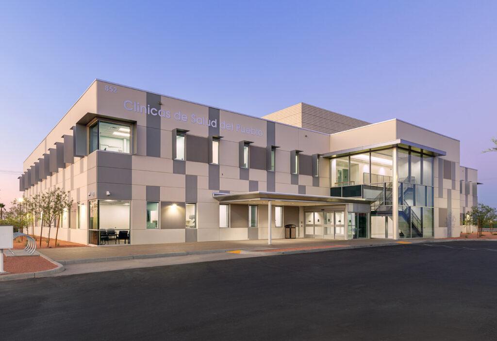 Clinicas de Salud Del Pueblo El Centro Health Facility PMBLLC 7