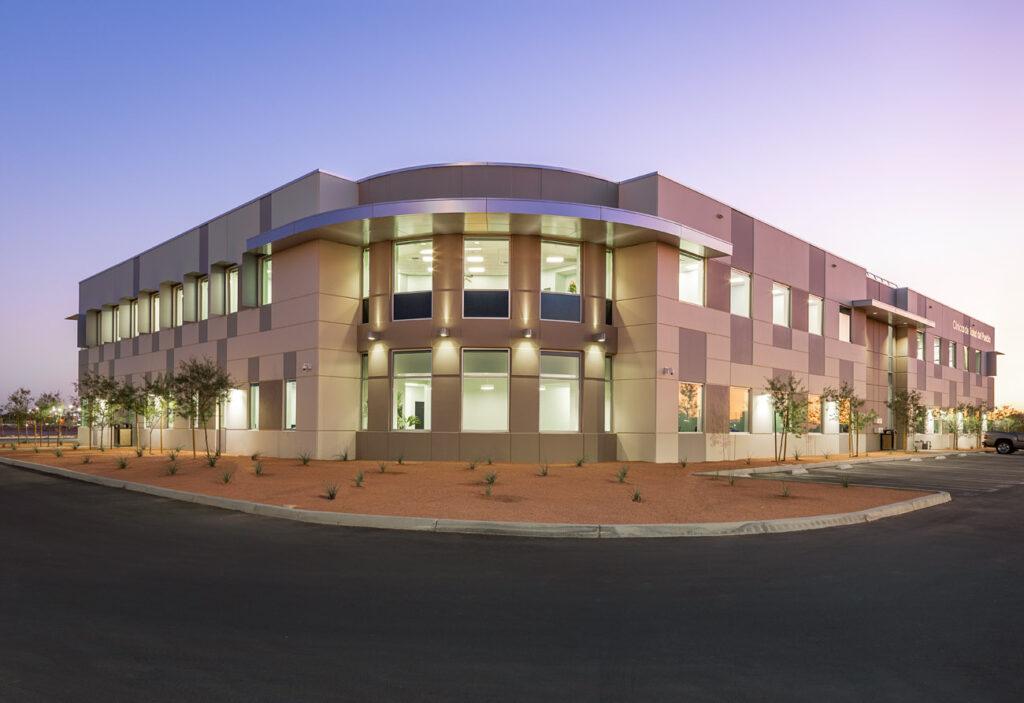 Clinicas de Salud Del Pueblo El Centro Health Facility PMBLLC 8