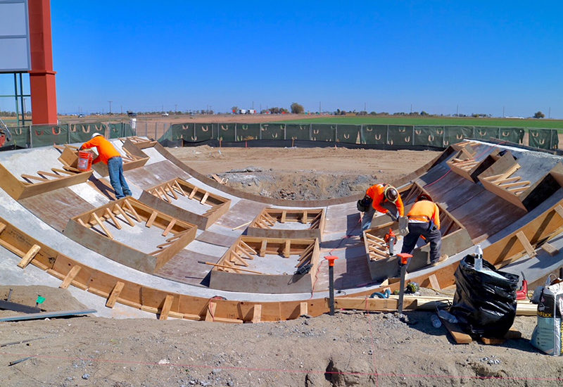 El Centro Tilt Wall Header Image
