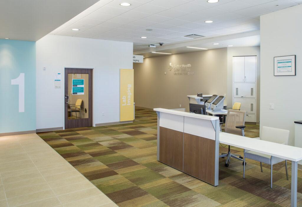 Sutter Castro Valley Clinic - Castro Valley, CA - PMBLLC 1