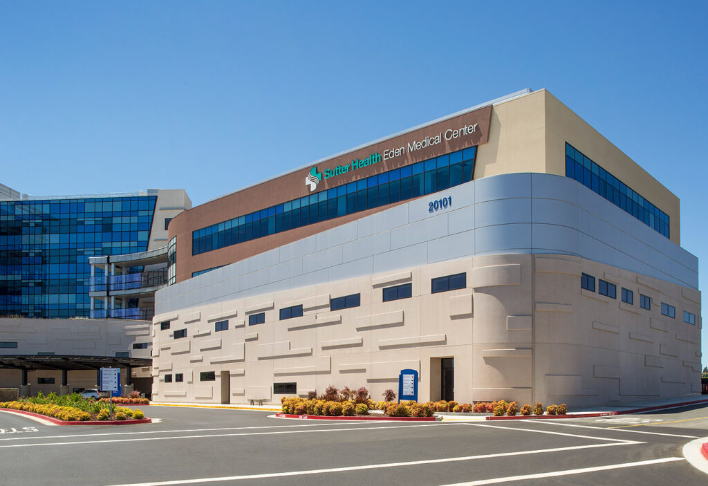 Sutter Castro Valley Clinic – Castro Valley, CA – PMBLLC 6