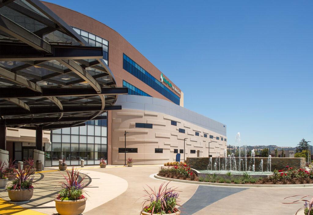 Sutter Castro Valley Clinic – Castro Valley, CA – PMBLLC 8