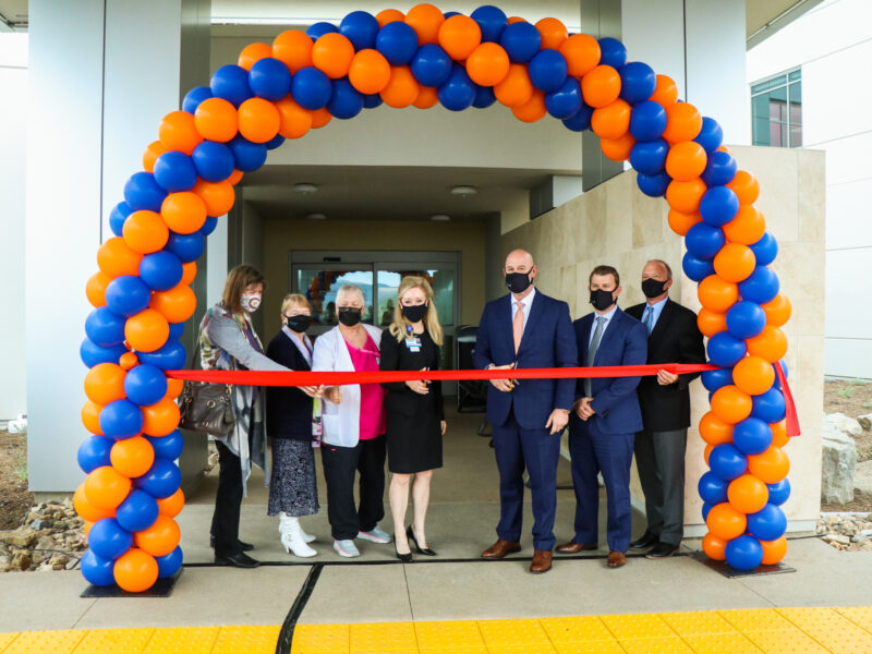 Palomar Rehabilitation Facility - Grand Opening